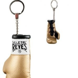 Cleto Reyes Boxing Glove Gold Key Chain Glove