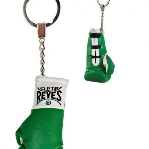 Cleto Reyes Boxing Glove Green Key Chain Glove