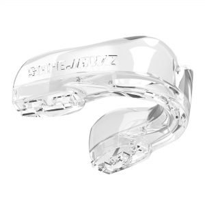SAFEJAWZ Mouthguard Intro Series Clear