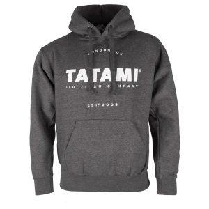 Tatami JJC Hoodie Grey