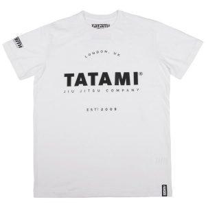 Tatami Jiu-Jitsu Company T-Shirt White