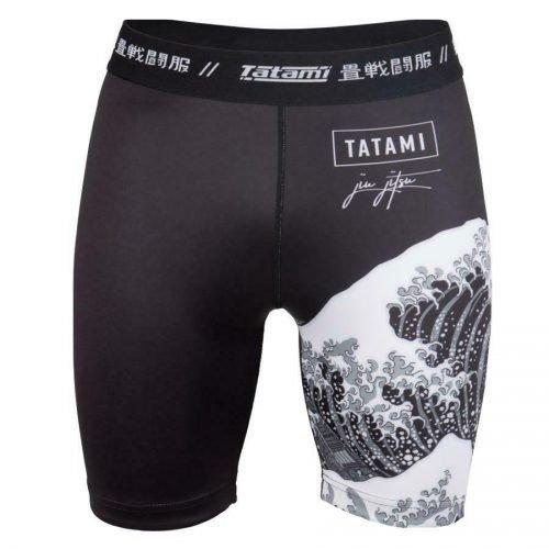 Tatami Kanagawa VT Shorts Black