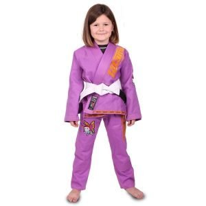 Tatami Meerkatsu Kids Animal BJJ Gi Purple