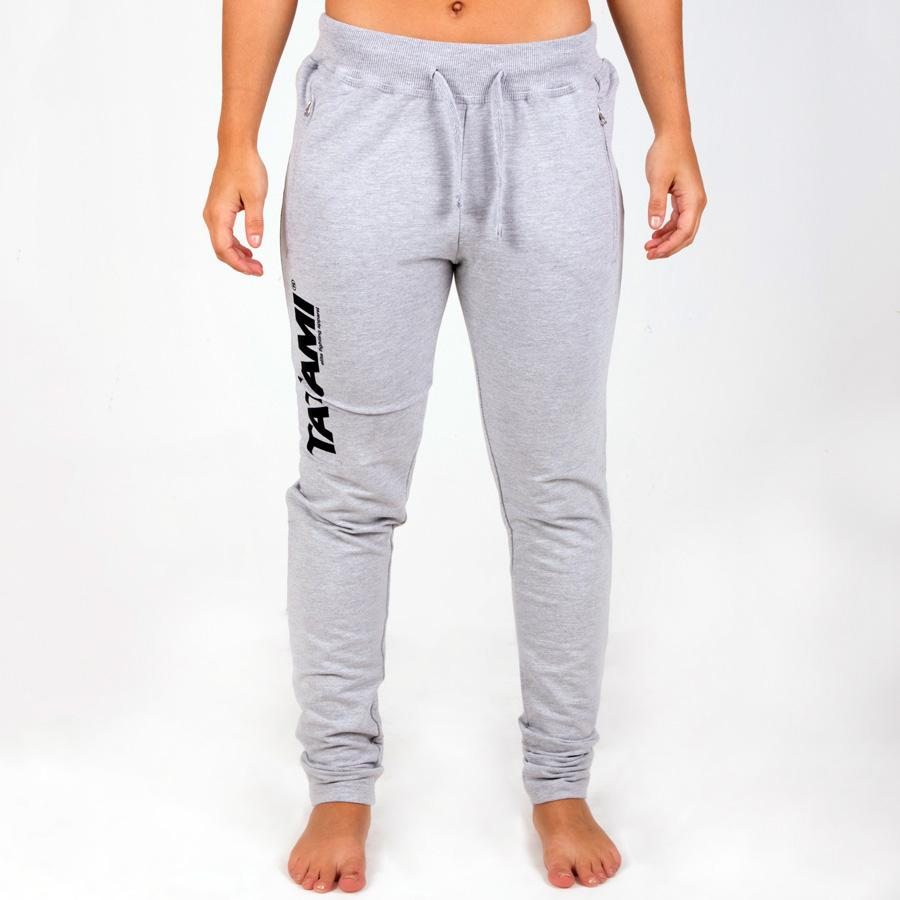 9a9e9999cc Tatami Ladies Grey Track Pants