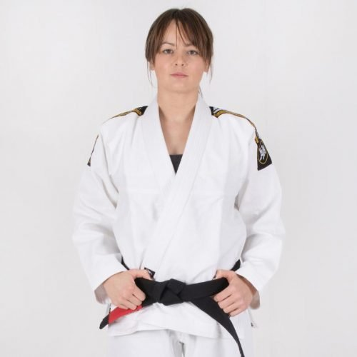 Tatami Ladies BJJ Gi Nova Absolute White