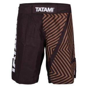 Tatami IBJJF Rank Shorts Brown