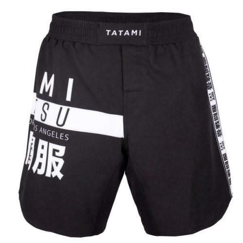 Tatami Worldwide Jiu Jitsu Shorts Black