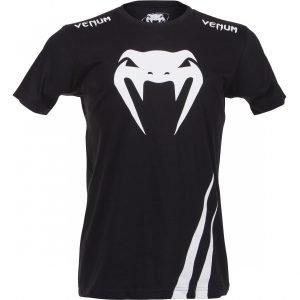 Venum Challenger T-Shirt Black Ice - MMA Apparel