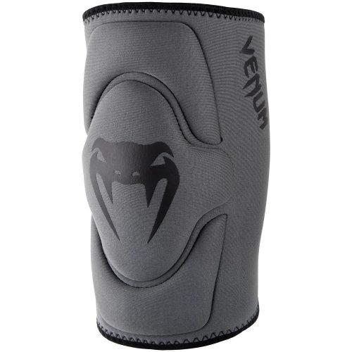 Venum Kontact Gel Knee Pads Grey Black