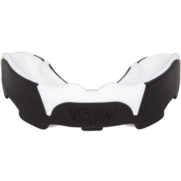 Venum Predator Mouth Guard Black White