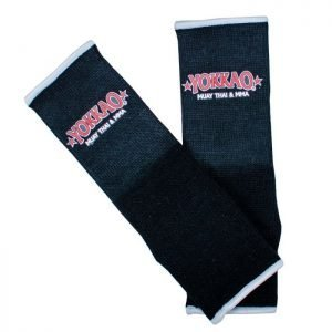 YOKKAO Ankle Guards Black