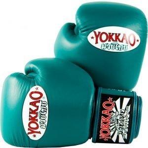YOKKAO Matrix Boxing Gloves Petroleum