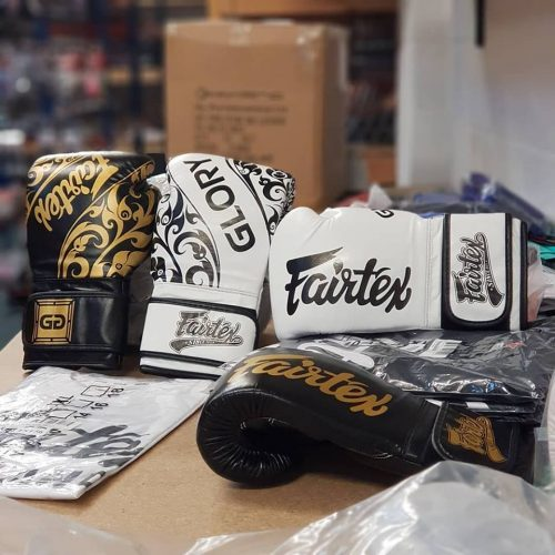 Fairtex Boxing Gloves - kickboxing equipment - kickboxing gloves