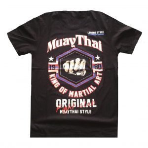 Born To Be Muay Thai Original T-Shirt