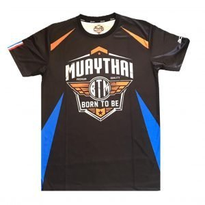 Born To Be Muay Thai Star Training Top