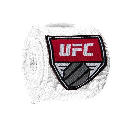 UFC Hand Wraps 4.5M White