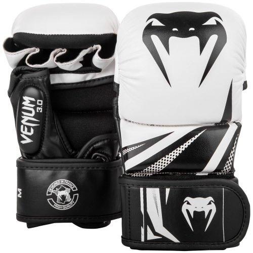 Venum Challenger 3.0 Sparring Gloves White Black