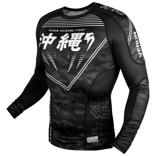 Venum Okinawa Rash Guard 2.0 Long Sleeve