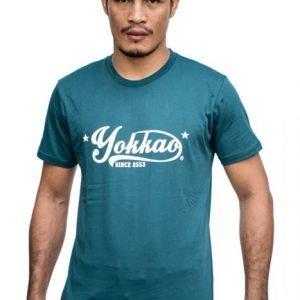 YOKKAO Vertigo Petroleum T-Shirt