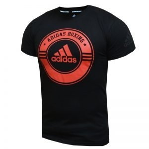 Adidas Boxing T-Shirt Black