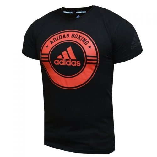 Adidas Boxing T-Shirt Black