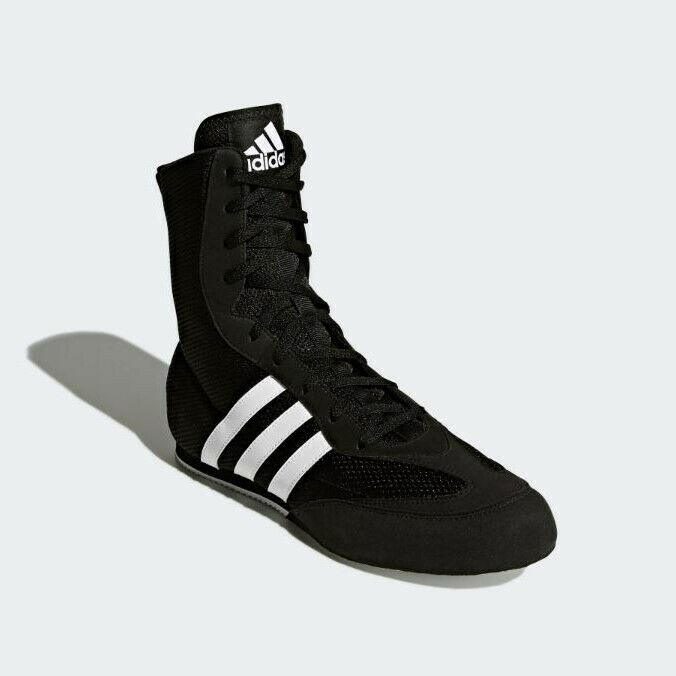 the best attitude 7488a 50764 Adidas Box Hog 2 Boxing Boots Black
