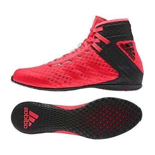 Adidas Speedex 16.1 Boxing Boots Red
