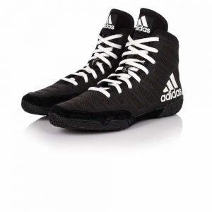 Adidas Varner Wrestling Boots Black White