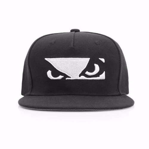 Bad Boy Stand Out Snapback Black