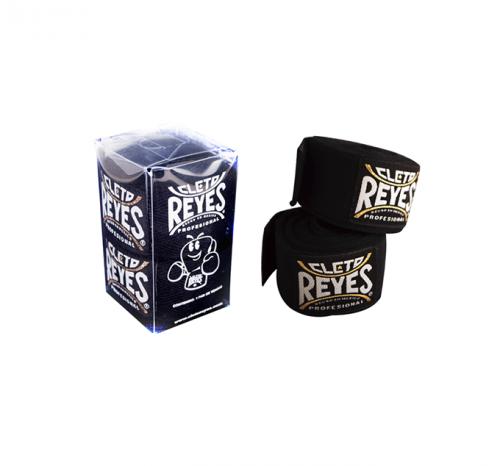 Cleto Reyes Hand Wraps Black 4.5M - boxing hand wraps