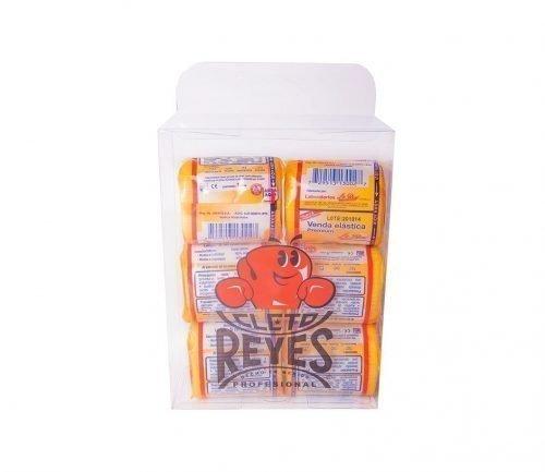 Cleto Reyes Le Roy Elastic Bandages