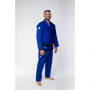 Kingz The One Kimono Blue