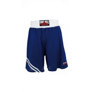 Pro Box Club Essential Boxing Shorts Blue