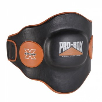Pro Box Xtreme Collection Belly Pad Black Orange