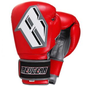 Revgear S3 Boxing Glove Red Grey