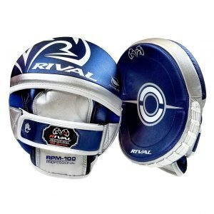 Rival RPM100 Professional Punch Mitts Blue