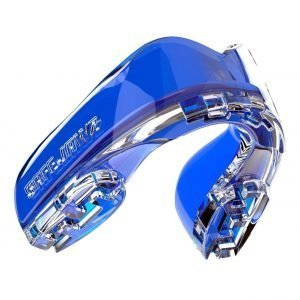 SAFEJAWZ Mouthguard Extro Series Self-Fit Blue Ice