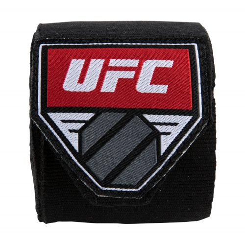 UFC Hand Wraps 4.5M Black