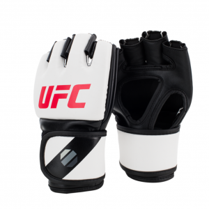 UFC MMA Gloves 5oz White