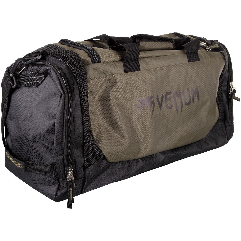 39d4cea916d8 venum trainer light sports bag khaki black 1