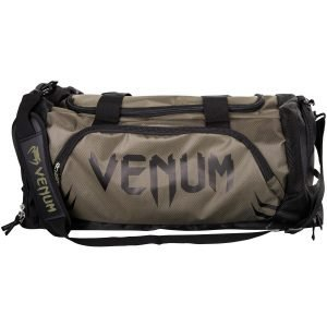 Venum Trainer Lite Sports Bag Khaki Black