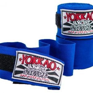 YOKKAO Hand Wraps Blue 2.5M Kids