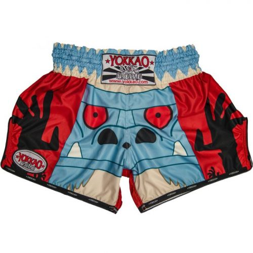 YOKKAO Carbon fit Monster Muay Thai Shorts