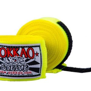 YOKKAO Hand Wraps Yellow 2.5M Kids