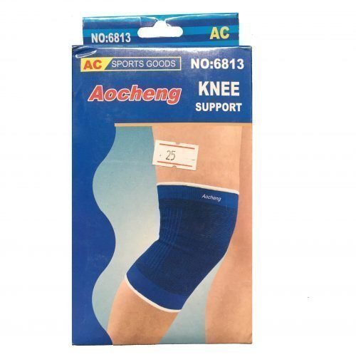 Sports Goods Knee Support Blue