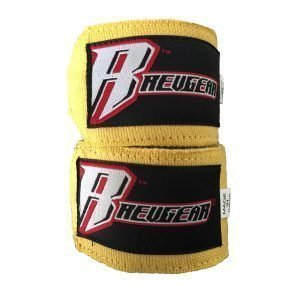 Revgear Hand Wraps 4.5M Yellow