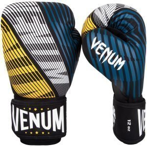 Venum Plasma Boxing Gloves Black Yellow