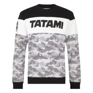 Tatami Essential Tri Panel Sweatshirt