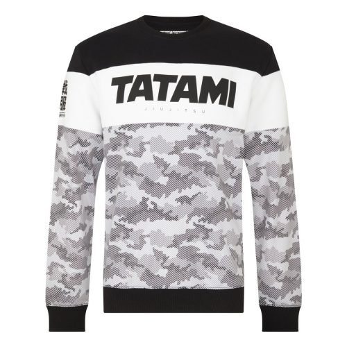 Tatami Essential Tri Panel Sweatshirt