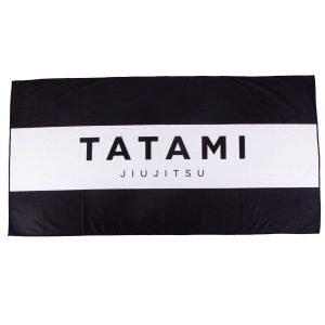 Tatami Original Gym Towel Black